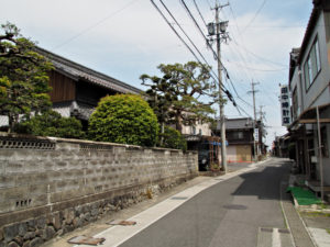 大西神社[32]〜巡見道との合流点[10](濃州道)