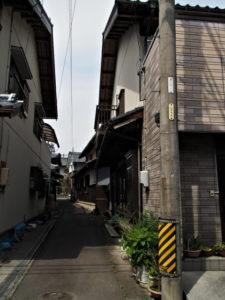 大西神社[32]〜巡見道との合流点[10](濃州道)からの