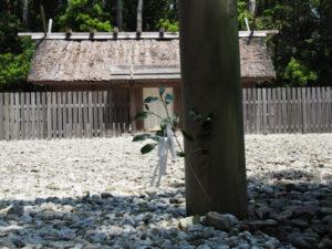 神服織機殿神社(皇大神宮所管社)の八尋殿