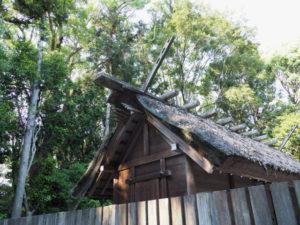 神麻続機殿神社(皇大神宮 所管社)の八尋殿