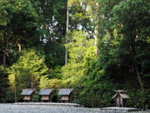 神服織機殿神社(皇大神宮 所管社)の八尋殿