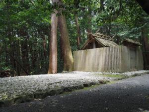 奈良波良神社(皇大神宮 摂社)