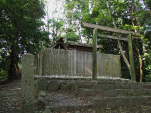 田上大水神社(豊受大神宮 摂社)・田上大水御前神社(同)