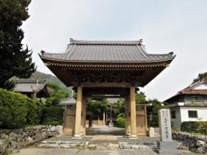 誓願寺[257](いなべ市藤原町大貝戸)
