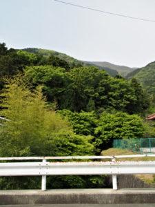 巡見道(西藤原小学校〜聖宝寺 バス停)