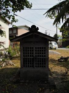 敬善寺付近の地蔵堂[262]