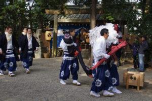 2012年01月28日 服部勝行さん、御頭神事(東大淀の佐登奈加神社)