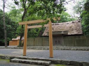 御塩殿神社(皇大神宮 所管社)と御塩殿