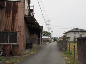 御塩道(伊勢市二見町荘)