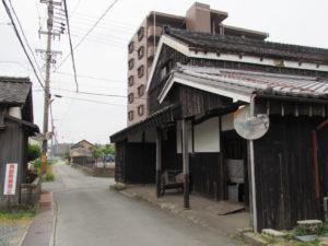 角屋醤油・味噌溜製造所(伊勢市神久)
