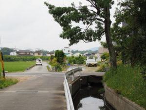 御塩道(伊勢市神久)
