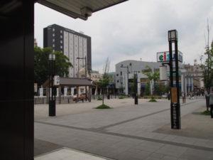 JR参宮線 伊勢市駅前