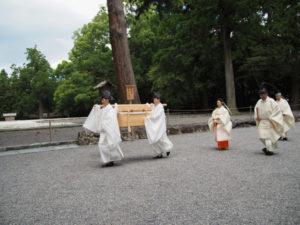 月次祭 奉幣の儀(外宮)2019年06月