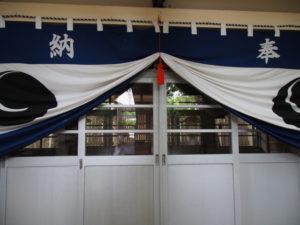 日保見山八幡宮(伊勢市大湊)