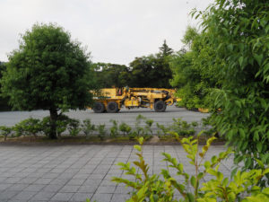 宇治橋前のA3駐車場(2019年06月11日時点)