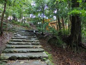 津長神社(皇大神宮 摂社)、新川神社・石井神社(ともに同末社)を同座