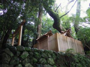 大水神社(皇大神宮 摂社)、川相神社・熊淵神社(ともに同末社)を同座