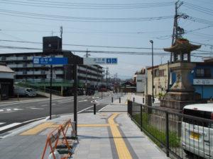 江戸橋常夜燈(津市上浜町)