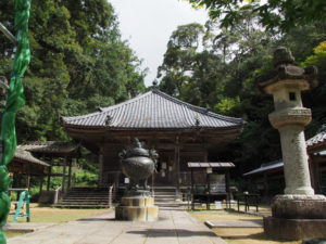 大師堂、丹生山神宮寺(多気町丹生)
