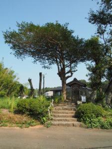 庚申堂(勝田農村公園前)