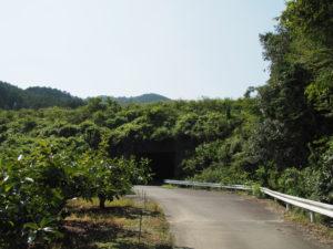 伊勢自動車道をくぐれば的山公園へ