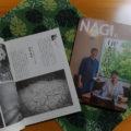 NAGI 凪 vol.78で紹介していただいた「モノクロームな日々」