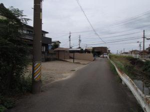 NTT識別標[さつき園西幹 3左1]付近