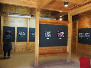 北出正之 写真展「鳥羽・祭人の祈り」@海の博物館 ギャラリー