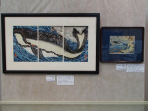 「特別展 クジラはアートだ!」@海の博物館