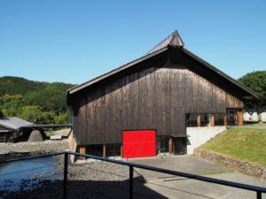 A館、海の博物館(鳥羽市浦村町)