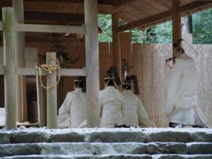 神御衣祭、荒祭宮での祭典