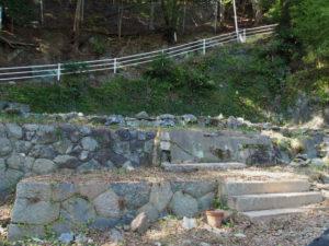 鳥羽大庄屋かどやの土蔵跡