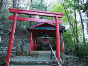 白龍稲荷神社(鳥羽市鳥羽)