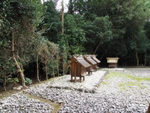 神服織機殿神社末社(皇大神宮 所管社)
