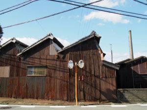 御絲織物株式会社(多気郡明和町養川)