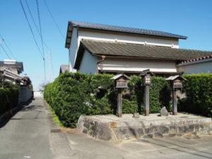 山神(多気郡明和町佐田)