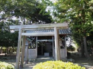 前野神社(多気郡明和町前野)