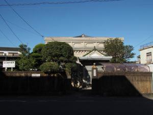 山口歯科医院の建物(伊勢市宮後)
