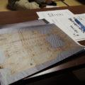 古文書の会(2019.11.09)@河邊七種神社社務所