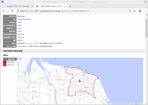 三重県多気郡下御糸村 (24B0100002) | 歴史的行政区域データセットβ版