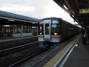 JR伊勢市駅
