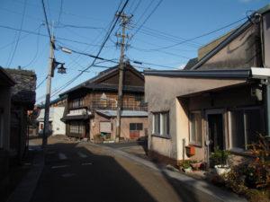 亀山宿 西町問屋場跡〜亀山城大手門跡(東海道 (15)亀山宿・A)