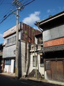 巡見道との分岐〜露心庵跡(東海道)