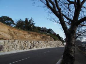 13 石上寺(東海道 (14)和田)付近