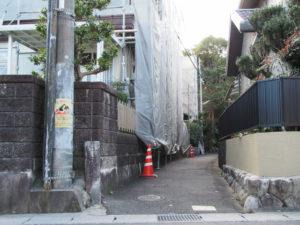 10 「井尻道」の道標(東海道 (14)和田)