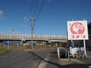 谷口法悦題目塔〜川合椋川橋(東海道 (14)和田)