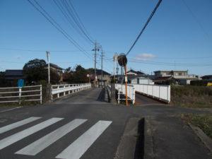 5 理左衛門橋(現・川合椋川橋)(東海道 (14)和田)