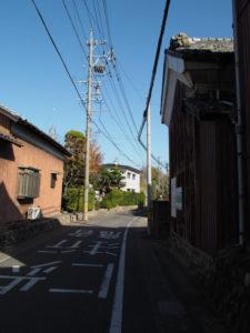 理左衛門橋〜西信寺(東海道 (14)和田)