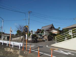 10 極楽山 地福寺(東海道 (13)中富田・西富田・B)