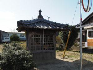 9 地蔵堂(東海道 (13)中富田・西富田・B)